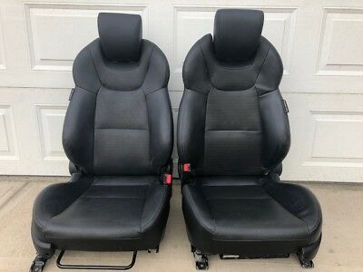 2009-2016 Hyundai Genesis Coupe Seats Leather Heated Front And Rear Seats Oem