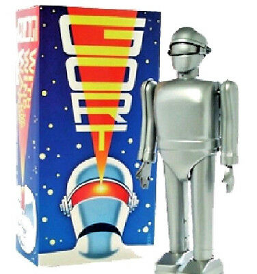 GORT  The Day the Earth stood still  figura de chapa `wind-up´ 21cm Rocket USA