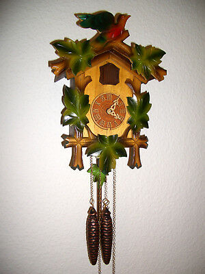 very beautiful Black Forest cuckoo clock