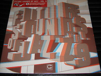 "Future Sounds Of Jazz Vol. 9  Compost 2003 *3x12""Vinyl"