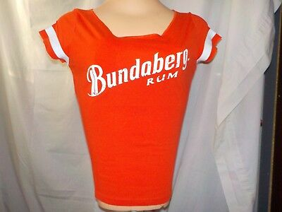 Bundaberg Rum ladies tank top