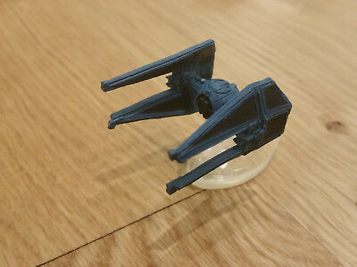 Star Wars - Micro Machines - Tie Interceptor - Top Zustand