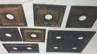 Antique  metal Light Switch Cover Plates