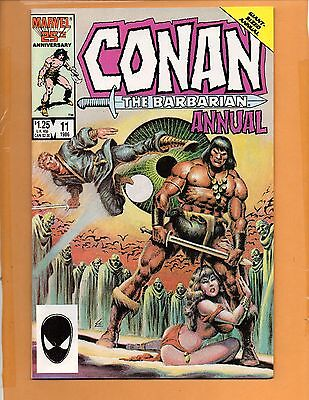 Conan The Barbarian Annual # 11 NM to NM+