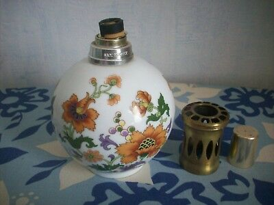 . Lampe Berger Porcelaine Limoges Tharaud