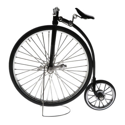 Diecast Model Collections 110 Racing Bike Bicycle Replica Toy Black