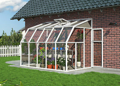 Rion Greenhouses Sun Room 2 6.5 Ft. W x 12.5 Ft. D Greenhouse