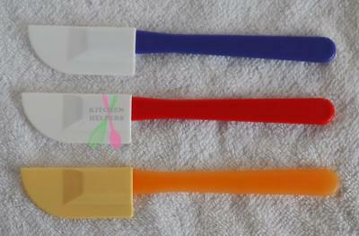 Tupperware Mini Spatula --Brand New  -for cupcakes. Your Choice of Color