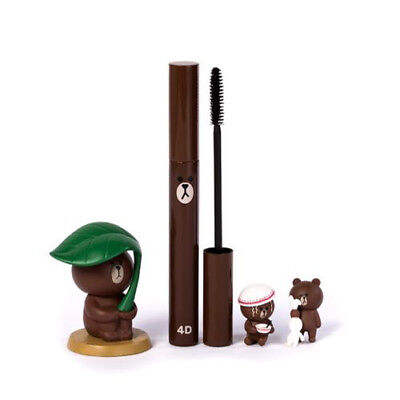 Missha Line Friends The Style 4D Mascara (Limited Edition)