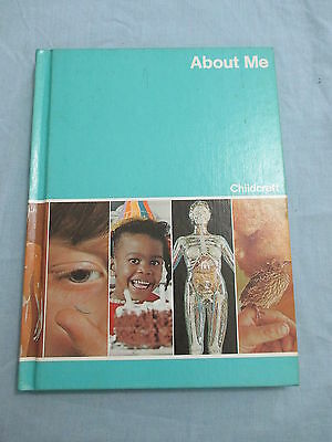 Childcraft How and Why Library Book 14 1980 About Me Encyclopedia R1