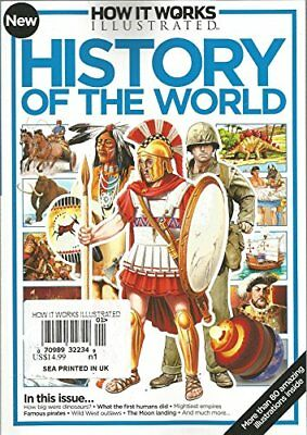 B00O4AX9DW How It Works Illustrated History of the World Issue 1