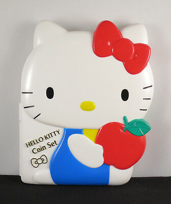 Japan KMS Kursmünzensatz 2004  30 Jahre Hello Kitty