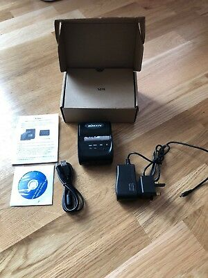 Mini Thermal Printer - Used Once