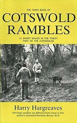 The Third Book of Cotswold Rambles: Twenty One... by Hargreaves, Harry Paperback