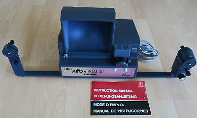 Filmbetrachter Alfo Visual 30 Motor