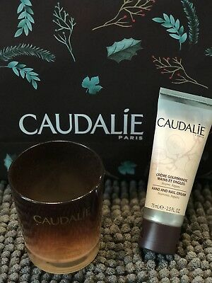 Caudalie Hand and Nail Cream 75 ml Hand und Nagelcreme