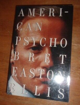 Vintage Contemporaries: AMERICAN PSYCHO by Bret Easton Ellis (1991, Paperback)