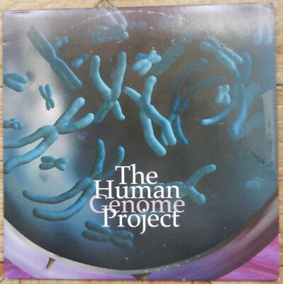 """CD """"The Human Genome Project"""""""