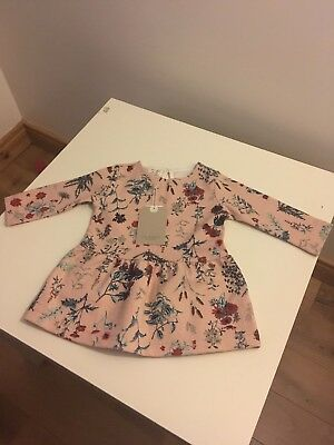 Zara Baby Girl Dress 6-9 Months