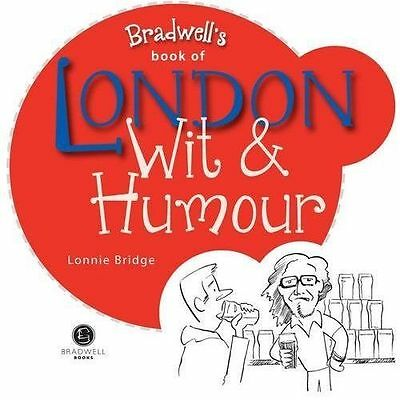London Wit & Humour (Wit and Humour), Bridge, Lonnie | Paperback Book Jokes Gift