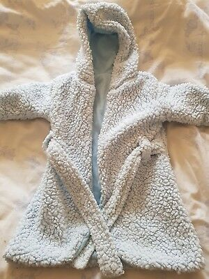Baby Dressing Gown 0-9 Months