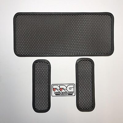 Aprilia 04-08 RSVR RSV1000R + Factory Racing Radiator Guards 2004-2008 2005