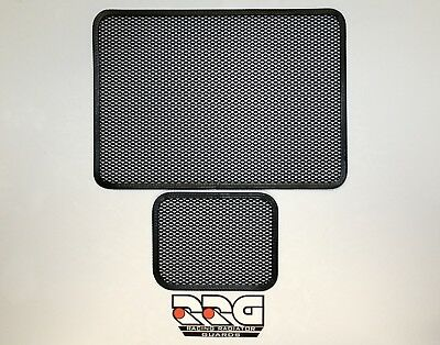 Triumph Speed Triple 1050 2005 2006 Racing Radiator Guard Oil Set