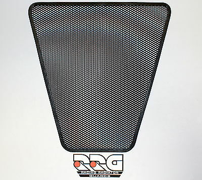 Honda 2006 2007 fireblade CBR1000rr Racing Radiator guard Black 06 07 RR6 RR7