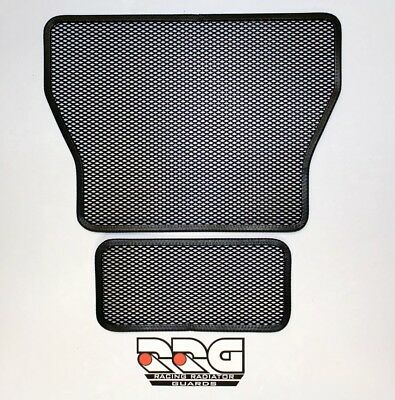 BMW S1000rr S1000r S1000xr 2009-2019 Racing Radiator Guard Set all years HP4