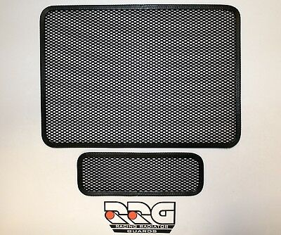 Triumph Speed Triple 1050 2007 - 2010 Racing Radiator Guard Oil Set