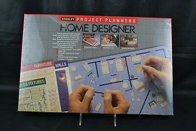 Stanely Project Planner Home Designer New in Package Sealed