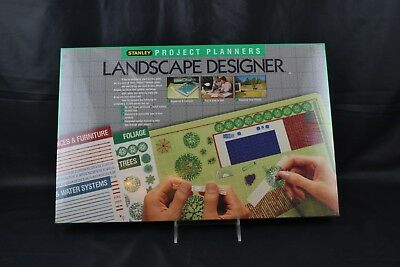 Stanely Project Planner Landscape Designer New in Package Sealed