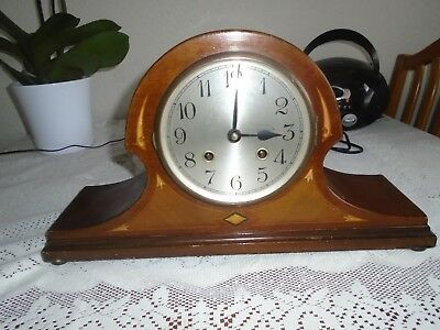 Vintage French Made Mantle Clock