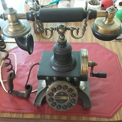 Vintage Antique Style Phone Old Fashioned Retro Handset. Pickup Only.