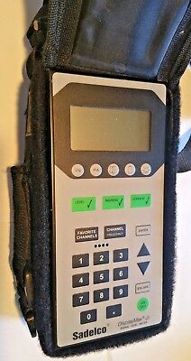 Sadelco DisplayMax Jr. Signal Level CATV Meter w/CASE  MADE IN USA!!!