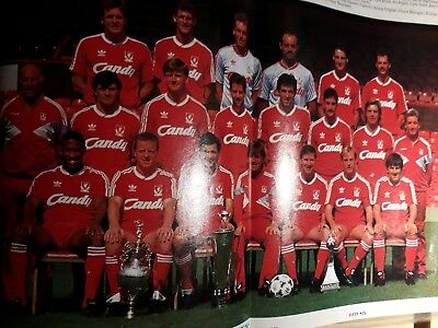 LIVERPOOL FC v EVERTON FA CUP FINAL PROGRAMME May 1989 Vinyl FERRY Cross MERSEY