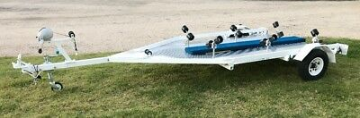 Boat Trailer to suit small boat - Handmade