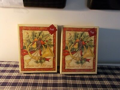 Lang Christmas Cards 2 Full Boxes