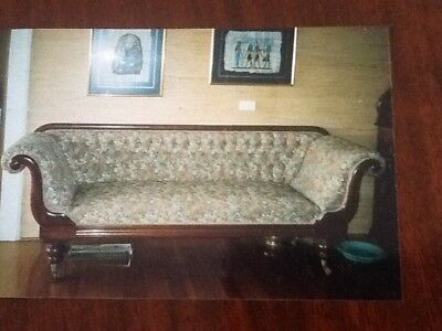 Victorian Antique Couch / Sofa