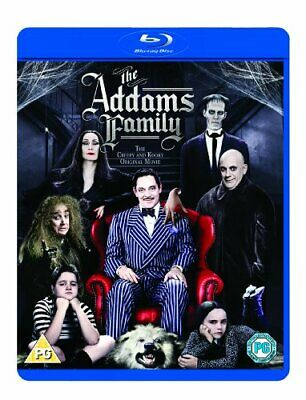 The Addams Family [Blu-ray] [1991] - DVD  YAVG The Cheap Fast Free Post