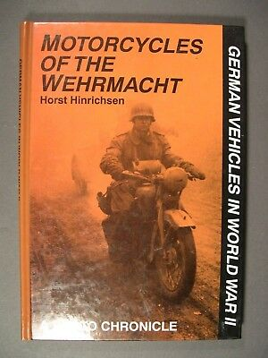 Motorcycles of the Wehrmacht by Hinrichsen