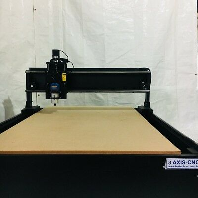 Cnc Router Machine 3.85 X 2.86 Ft Utility Area
