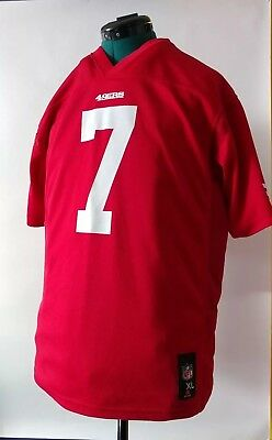 sports shoes 60051 8c5fb 49ers number 7 jersey