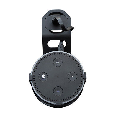 Amtake Wall Mount Hanger Stand for Echo Dot 2nd Generation Echo Accessories