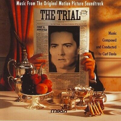 The Trial -  CD UWVG The Cheap Fast Free Post The Cheap Fast Free Post
