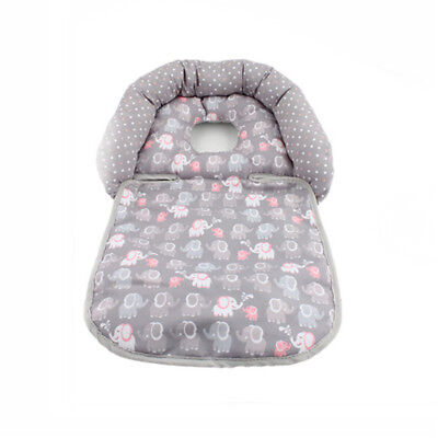 Newborn Infant Baby Pillow Folding For Baby Cart Neck Head Cushion Protection 6A
