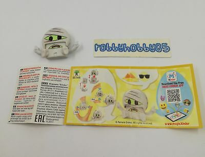 Se794 A Emojoy - Clicker + Bpz Kinder Merendero Italia 2018 Emoji Collection