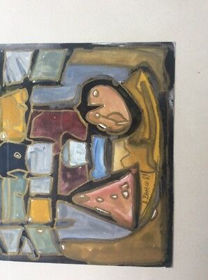 A Pauzier Painting 1989