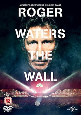Roger Waters the Wall DVD NEW