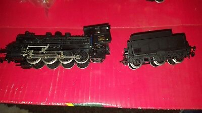Piko H0 0-8-0 tendered steam Locomotive for spares or repair